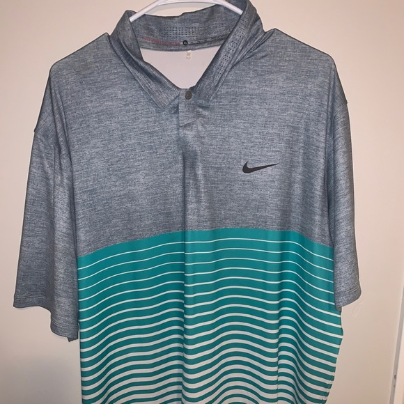 Nike Other - Tiger woods Nike golf polo